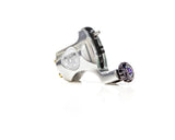 Platinum Silver - V6 Rotary Tattoo Machine