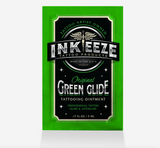 INK-EEZE - GREEN Glide Tattoo Ointment (5ml Packet)