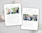 Wedding Photographer Marketing Template Bundle - Gray Tabs