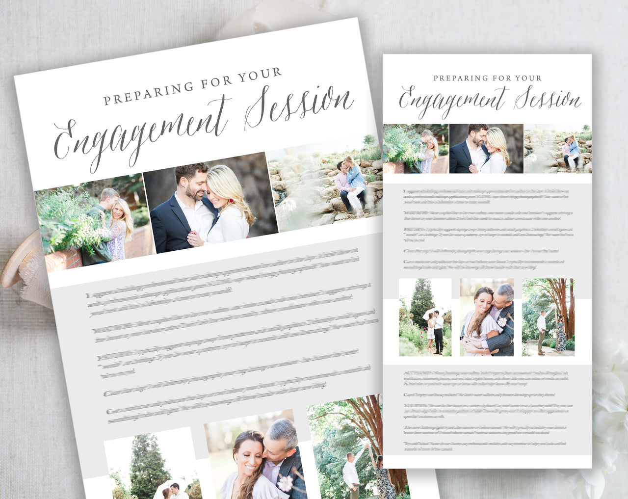 Engagement Client Prep Guide Template