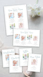 First Year Bundle, Baby Plan Price Sheets and Marketing Cards, Instant Download
