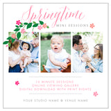 Customizable Photography Session Marketing Template