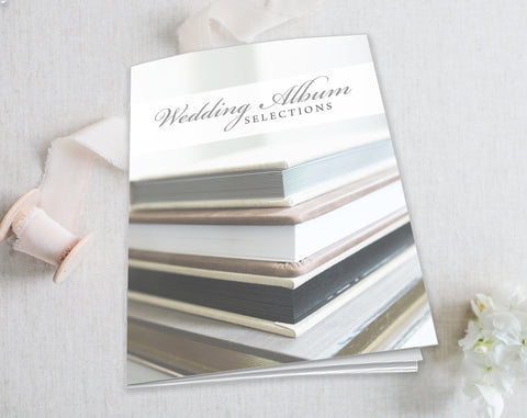 Wedding Album Guide Template. Sell more Albums now! IMAGES INCLUDED