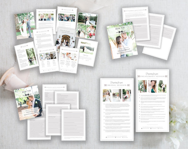 Wedding Photographer Bundle