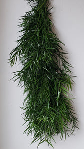Weeping Podocarpus Garland ($7.40 per foot)
