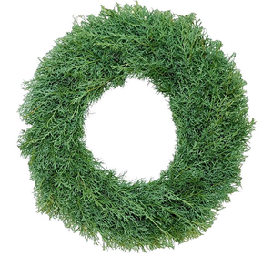 Wreath Carolina Saphire Round
