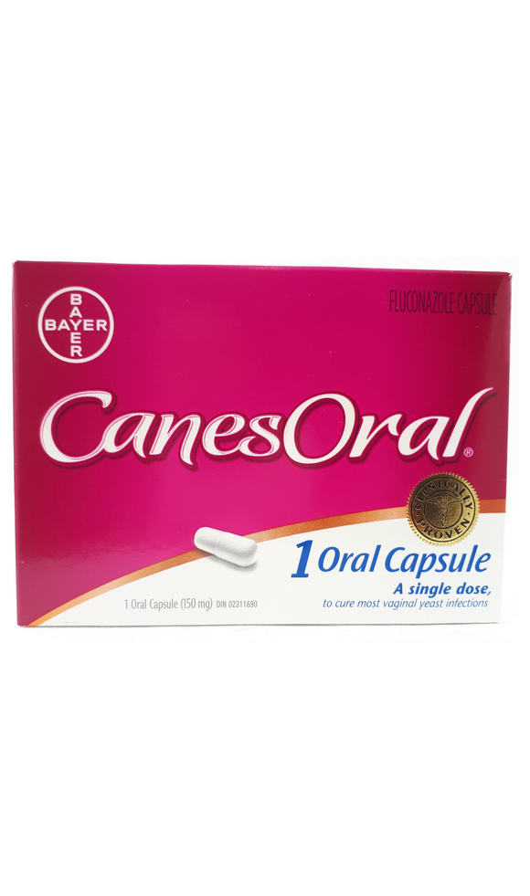 CanesOral 150mg, 1 Capsule - Green Valley Pharmacy Ottawa Canada
