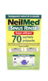 NeilMed Sinus Rinse Extra Strength, 70 packets - Mobile Pharmacy Ottawa Canada