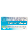 Entrophen Daily Low Dose ASA 81mg - Green Valley Pharmacy Ottawa Canada