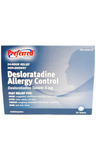 Desloratadine Allergy Control, 30 tablets - Green Valley Pharmacy Ottawa Canada