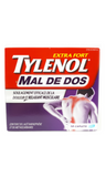 Tylenol XS Back Pain, 18 caplets - Mobile Pharmacy Ottawa Canada