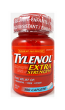 Tylenol Extra Strength Easy open bottle, 500mg, 150 caplets - Mobile Pharmacy Ottawa Canada