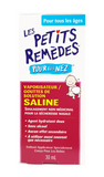 Little Remedies for Little Noses Saline Spray, 30 mL - Green Valley Pharmacy Ottawa Canada