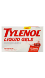 Tylenol Liquid Gels, 325 mg, 32 Capsules - Mobile Pharmacy Ottawa Canada