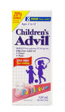 Advil Children's Age 2 to 12 Yrs, Bubblegum flavor, 120 mL - Green Valley Pharmacy Ottawa Canada