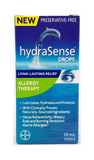 hydraSense Allergy Eye Drops, 10 mL - Mobile Pharmacy Ottawa Canada
