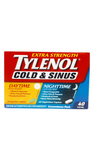 Tylenol Cold & Sinus Extra Strength,  Day & Night Convenience Pack - Mobile Pharmacy Ottawa Canada