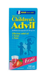 Advil Children's Age 2 to 12 Yrs, Fruit Flavor, 100 mL - Green Valley Pharmacy Ottawa Canada