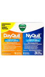 Vicks DayQuil/NyQuil, 16 day, 24  night - Green Valley Pharmacy Ottawa Canada