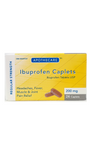 Ibuprofen Regular Strength, 200mg caplets - Mobile Pharmacy Ottawa Canada
