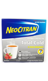 NeoCitran XS Total Cold, Berry Flavor, 10 doses - Mobile Pharmacy Ottawa Canada