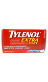 Tylenol Extra Strength,  500mg caplets - Mobile Pharmacy Ottawa Canada