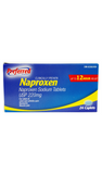 Naproxen 220mg caplets - Mobile Pharmacy Ottawa Canada