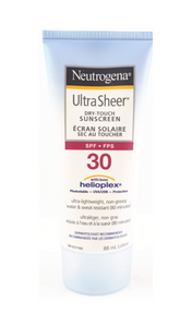 Neutrogena Ultra Sheer Dry Touch Sunscreen, 88 mL - Green Valley Pharmacy Ottawa Canada