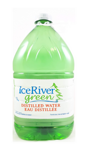 Ice River Green Distilled Water, 4L - Green Valley Pharmacy Ottawa Canada