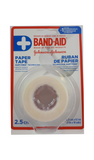 Band-Aid Paper Tape, 2.5cm x 9.1m - Green Valley Pharmacy Ottawa Canada