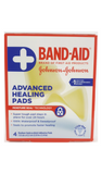 Band-Aid Advanced Healing Pads, 4 pads - Green Valley Pharmacy Ottawa Canada