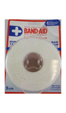 Band-Aid Hurt Free Tape, 5cm x 4.5m - Green Valley Pharmacy Ottawa Canada