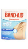 Band-Aid Water Block, Large, 10 band-aids - Green Valley Pharmacy Ottawa Canada