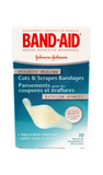 Band-Aid Advanced Healing Cuts and Scrapes, 10 Regular Bandages - Green Valley Pharmacy Ottawa Canada