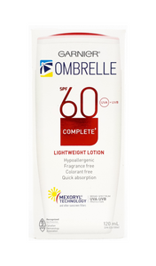 Ombrelle Complete Lotion SPF60, 120 mL - Mobile Pharmacy Ottawa Canada