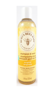 Burt's Bees Shampoo & Wash Orginal, 235 mL - Green Valley Pharmacy Ottawa Canada