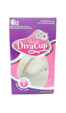 The Diva Cup Model #1, 1 Cup - Mobile Pharmacy Ottawa Canada