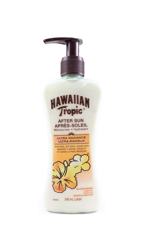 Hawaiian Tropic After Sun Ultra Radiance Lotion, 240 mL - Green Valley Pharmacy Ottawa Canada