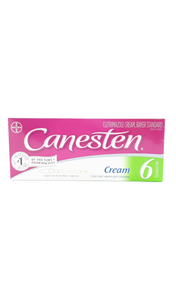 Canesten Cream, 50mg, 6 treatments - Green Valley Pharmacy Ottawa Canada