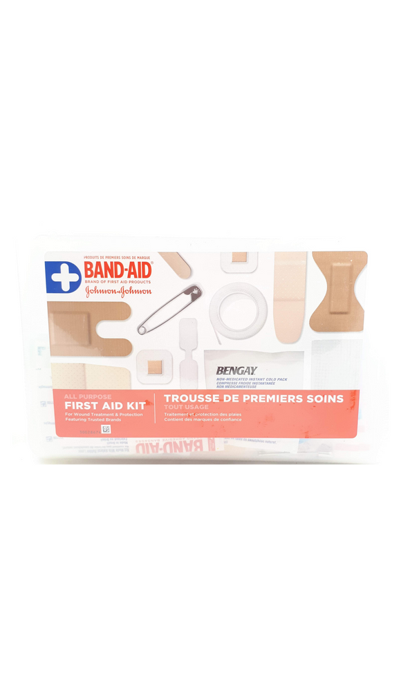 Band-Aid First Aid Kit - Green Valley Pharmacy Ottawa Canada