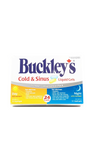 Buckley's Cold & Sinus, Day & Night,, 24 capsules - Green Valley Pharmacy Ottawa Canada