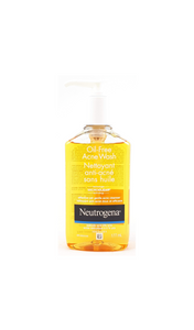 Neutrogena Acne Face Wash, Oil Free, 177 mL - Green Valley Pharmacy Ottawa Canada