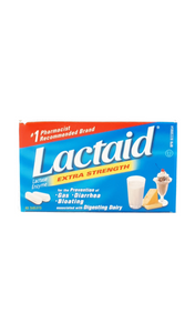 Lactaid Extra Strength, 40 tablets - Green Valley Pharmacy Ottawa Canada