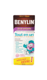 Benylin for Children All In One, Bubblegum, 100 mL - Green Valley Pharmacy Ottawa Canada