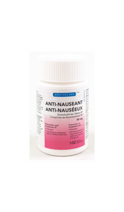 Anti-Nauseant, Dimenhydrinate 50mg, 100 tablets - Green Valley Pharmacy Ottawa Canada