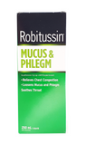 Robitussin Mucus & Phlegm Syrup - Green Valley Pharmacy Ottawa Canada