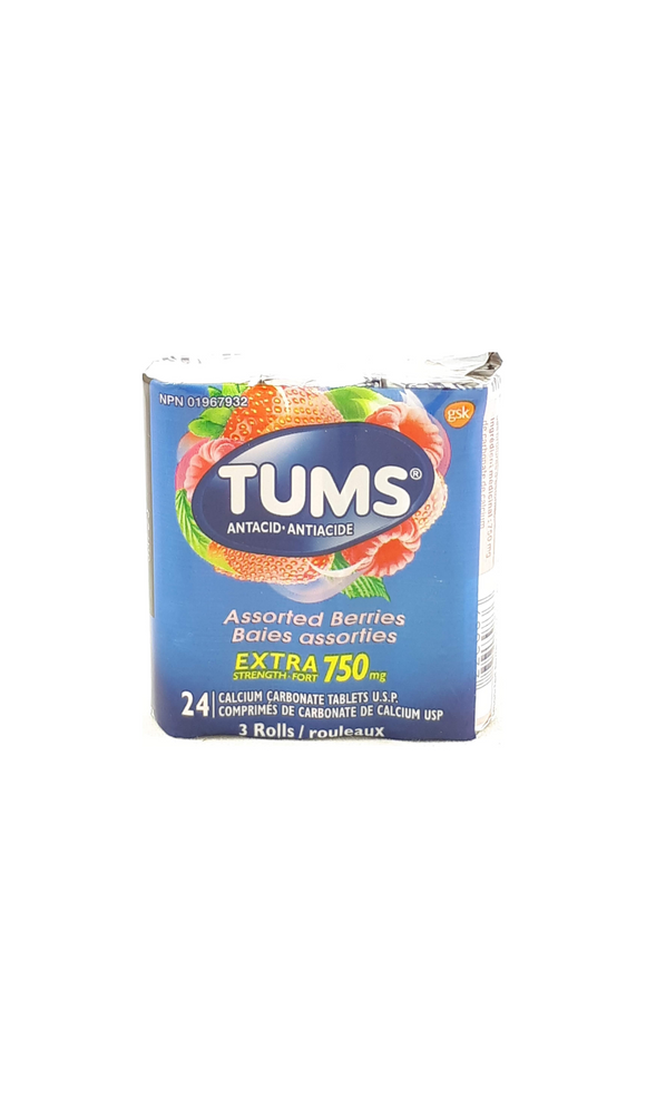 Tums, Assorted, 3 Pack - Green Valley Pharmacy Ottawa Canada