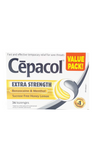 Cepacol Extra Strength, Sugar Free Honey Lemon, 36 Lozenges - Green Valley Pharmacy Ottawa Canada