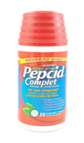 Pepcid Complete, Mint Flavor, 50 Tablets - Green Valley Pharmacy Ottawa Canada