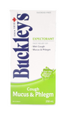 Buckley's, Expectorant, Sugar Free Syrup - Green Valley Pharmacy Ottawa Canada